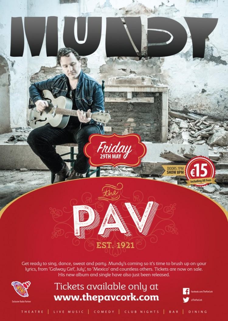 Mundy Pav