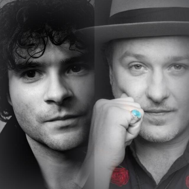 Mundy and Paddy Casey